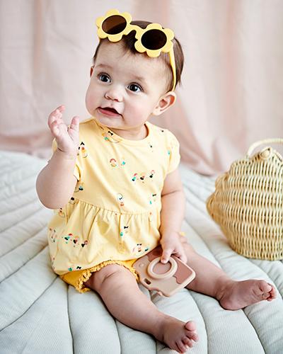 Baby klaar voor de zomer